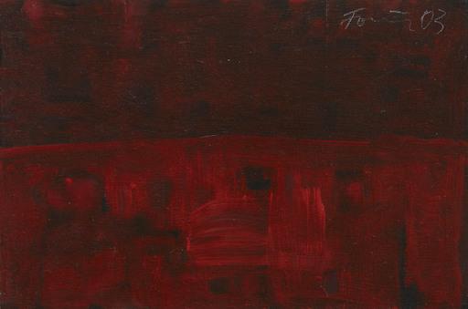 昆特•福格 - 绘画 - Untitled