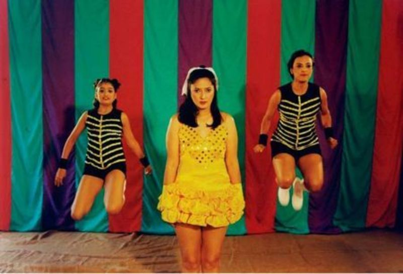 N. PUSHPAMALA - Photography - The Native Types - Circus