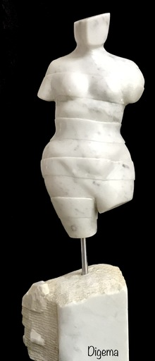 DIGEMA - Sculpture-Volume - ANTIGONE (VENDUE)