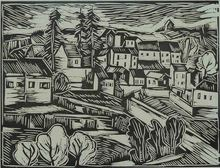 Maurice DE VLAMINCK (1876-1958) - Montral