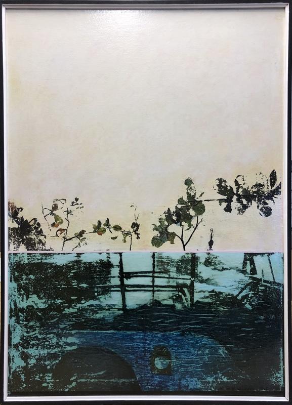 Aldo TAGLIAFERRO - Painting - Ancora per fiore