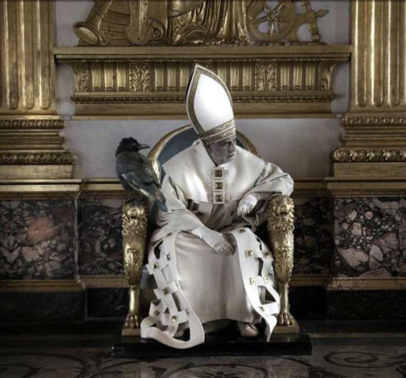 Matteo BASILE - Fotografia - Il Papa