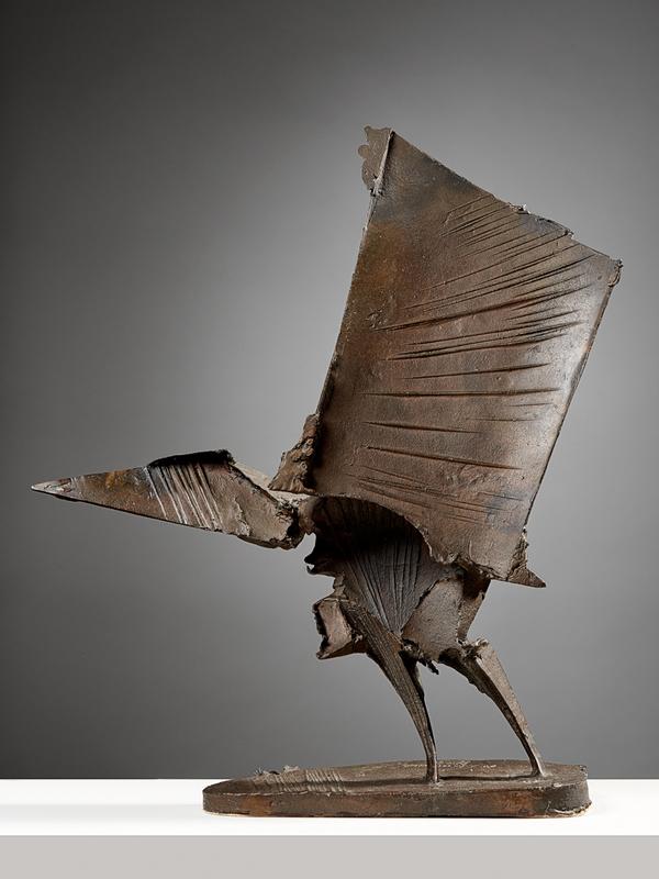 Quinto GHERMANDI - Escultura - Senza Titolo