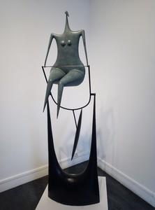 Philippe HIQUILY - Escultura - La Grande Galipette