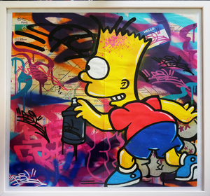FAT - Painting - Simpson