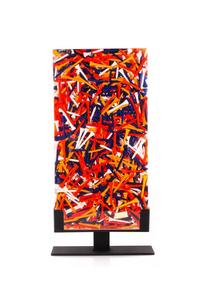 Fernandez ARMAN - Sculpture-Volume - Golf Tees