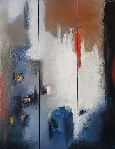 Thérèse BOSC - Pittura - La porte de l'Aube