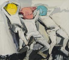 Vladimir SEMENSKIY - Pintura - Meeting
