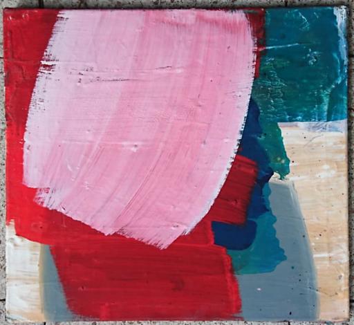 Katharina GROSSE - Pintura