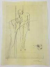 Salvador DALI (1904-1989) - Des rois pendus aux arbres qui...