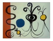 Alexander CALDER (1898-1976) - Les Trois Oignons