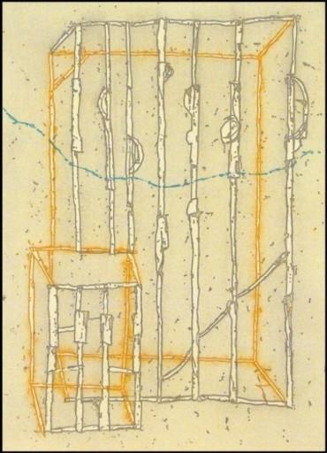 Craig KAUFFMAN - Grabado - Untitled #2