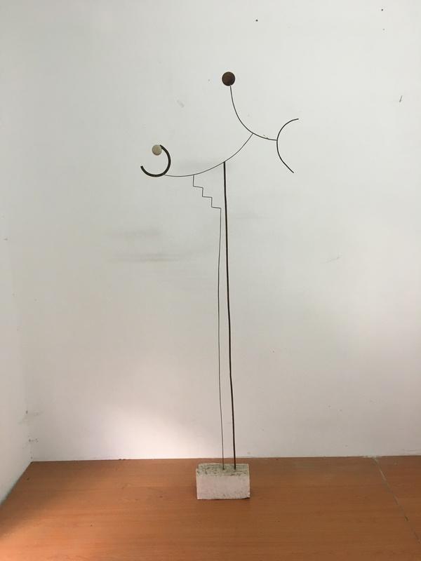 Lukas ULMI - Sculpture-Volume - Sensor