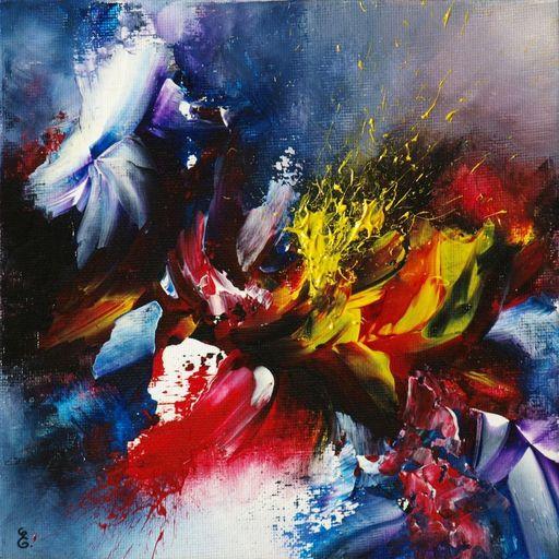Estelle BARBET - Painting - N2
