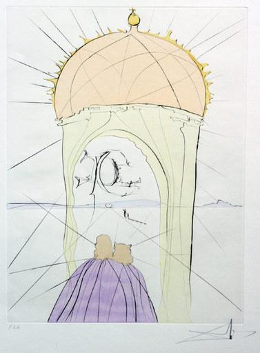 萨尔瓦多·达利 - 版画 - The Museum of Genius and Whim