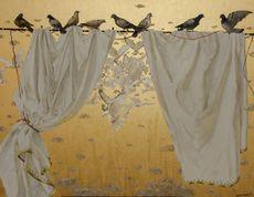 Tatjana PALCUKA - Painting - Impulse    (Cat N° 6087)