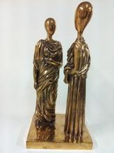 乔治•德•基里科 - 雕塑 - Le muse