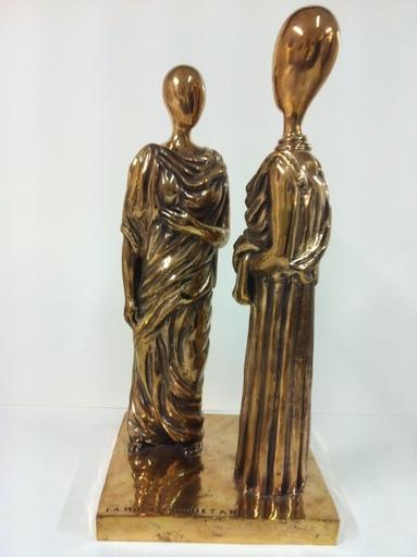 Giorgio DE CHIRICO - Sculpture-Volume - Le muse