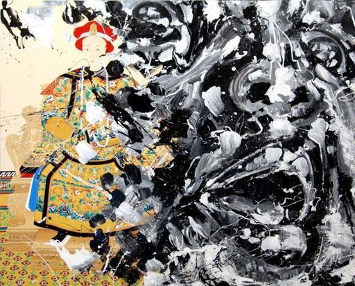 Roberto CODA ZABETTA - Peinture - Nina Imperarice