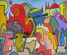 OLIVMAN (1963) - Vague et rouge
