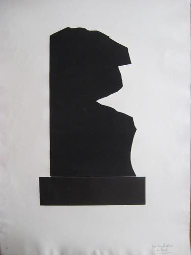 Alain KIRILI - Print-Multiple - GRAVURE SIGNÉE AU CRAYON EA HANDSIGNED EA ETCHING NEW YORK