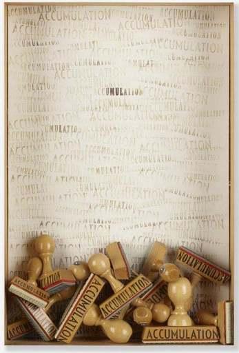Fernandez ARMAN - Escultura - Accumulation