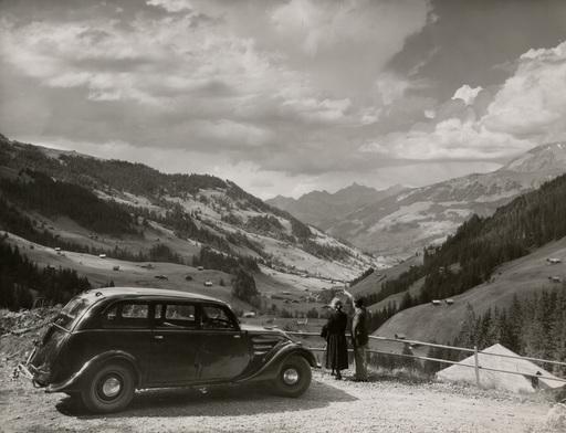 Albert STEINER - Fotografie - Berner Oberland, Lenk