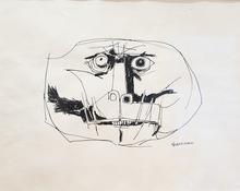 Oswaldo GUAYASAMIN - Drawing-Watercolor - Babuino