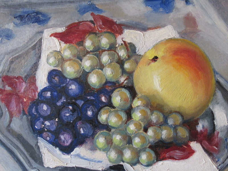 Théobald Charles Henri WEISSENBACH - Painting - Nature morte