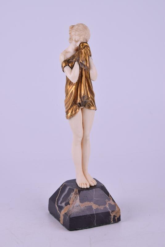 Dimitri CHIPARUS - Sculpture-Volume - Les Lames