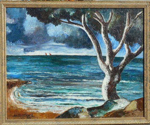Jean DU MARBORÉ - Painting