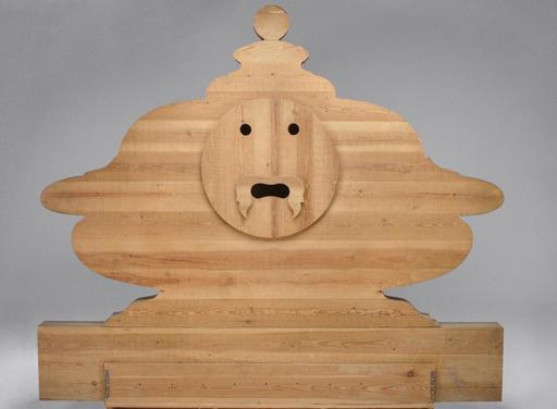 Mario CEROLI - Escultura - La bocca della verità