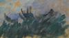 Jean PUY - Pittura - Voilier en Bord de Mer