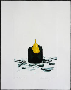 "James ROSENQUIST, ""Appearance"" from The Glass Wishes (G. 192)"