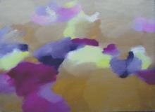 Antonio LAGO RIVERA - Peinture - ocre amarillo pardo