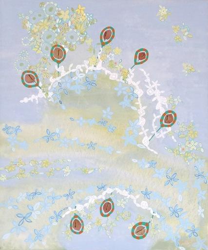 Carlo VANCHIERI - Pittura - i fiorellini