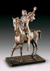 萨尔瓦多·达利 - 雕塑 - Surrealist Warrior, Chevalier surréaliste