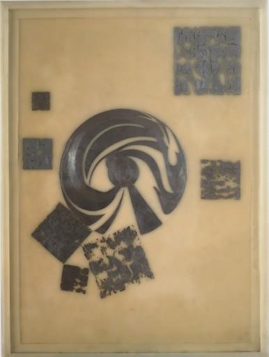 Domenico BIANCHI - Gemälde - Senza Titolo