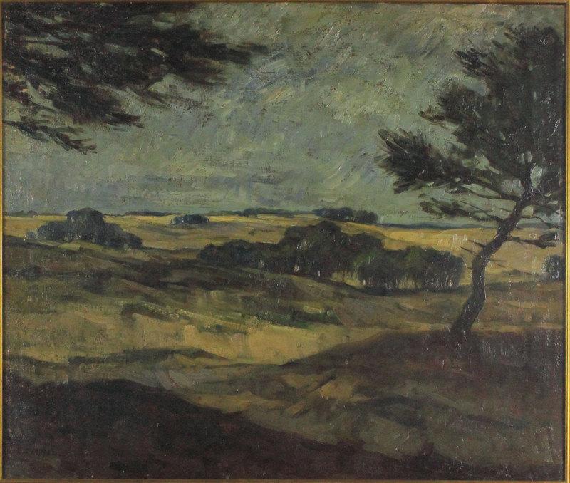Edward CHAPPEL - Peinture - Senza titolo