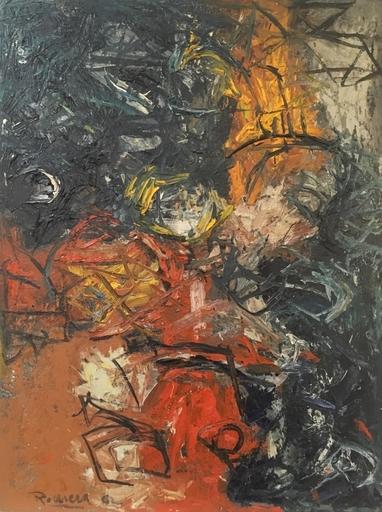 Julio ROMERA - Pintura - Hommage à Camillo San Fuego