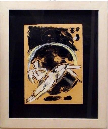 吉塞普·戛洛 - 绘画 - Senza Titolo 1982