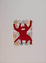 Giuseppe CAPOGROSSI - Print-Multiple - Opale N 10