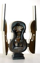 Fernandez ARMAN - Sculpture-Volume - Venus occultée