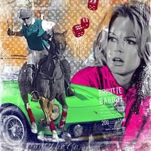 Devin MILES - Grabado - Lucky Star