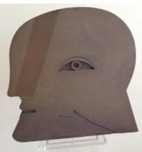 Horst ANTES - Escultura - Der Kopf
