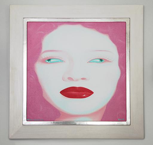 FENG Zhengjie - Painting - China Portrait Series Nº. 11