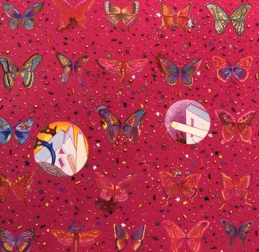 Luca ALINARI - Pittura - Farfalle impossibili