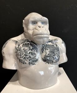 MANAT - Sculpture-Volume - Larry Schultz