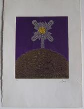 Enrico BAJ - Print-Multiple - GRAVURE SIGNÉE AU CRAYON NUM/50 HANDSIGNED ETCHING