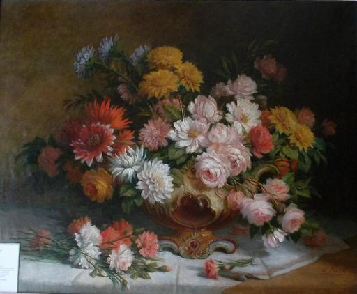 Gabriel PERRIN - Pintura - Bouquet Floral
